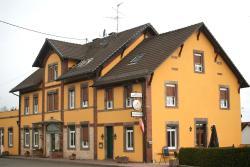 Hotel Restaurant Ernenwein, 11 rue de la Gare, 67330, Obermodern