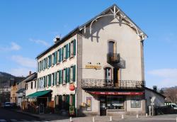 Hotel des voyageurs Chez Betty, 2 rue du commerce, 15170, Neussargues-Moissac
