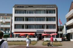 Hanseat, Am Südstrand 21, 27498, Helgoland