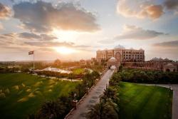 Emirates Palace Hotel, West Corniche,, Abu Dhabi