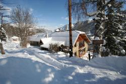 Maison d'hôtes le Rozet, Route du Col d'Allos, 04400, Uvernet