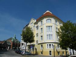 Hotel Stadt Lübeck, Am Bahnhof 21, 23558, Lübeck