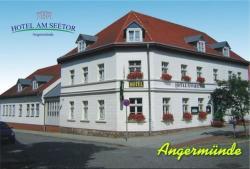 Hotel am Seetor, Jägerstr. 25, 16278, Angermünde