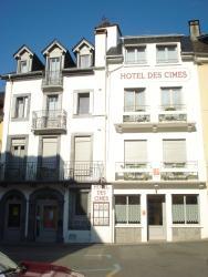 Hôtel des Cimes, 3 Place du Marché , 65120, Luz-Saint-Sauveur