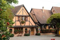Gîte Fahrer-Ackermann, 10 route du Vin, 68590, Rorschwihr