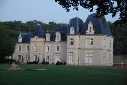 Chateau de Jalnay, 7 rue Philippe Barateau, ancienne Rue des Mares, 86200, Glénouze