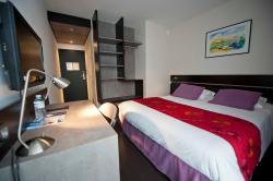 Brit Hotel Golfhotel Saint Samson, Route Du Golf, 22560, Pleumeur-Bodou