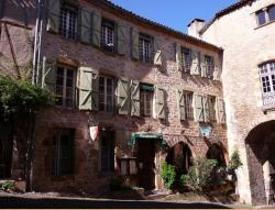 Chambres d'hôtes l'Escuelle des Chevaliers, 87 Grand rue Raimond VII, 81170, Cordes-sur-Ciel