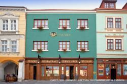 Černý Orel – Pivovar, Hotel, Penzion, Velké náměstí 9/24, 767 01, Kroměříž