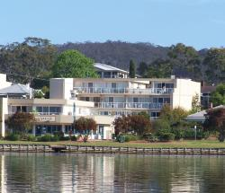 Crown Apartments, 23 Beach St, 2548, Merimbula
