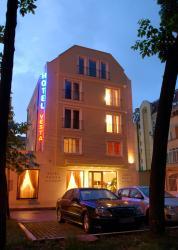 Vesta Hotel, 10 Tsar Samuil Str., 3400, Μοντάνα