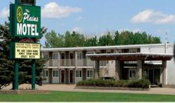 Plains Motel, 1004 2nd Street West, T1R 0N8, Brooks