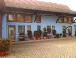 Chambres d'Hôtes Mélodies d'Alsace, 2 rue de la Croix, 67640, Lipsheim