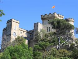 Chateau de la Barben, Route du Chateau, 13330, La Barben