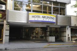 Hotel Argentino, Calle 46 nº 536, 1900, La Plata
