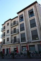 Hostal Torres, Magdalena, 4, 42140, San Leonardo de Yagüe