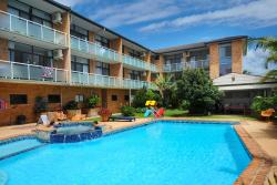 The Tahitian Holiday Apartments, 27-29 Ocean Parade, 2450, Coffs Harbour
