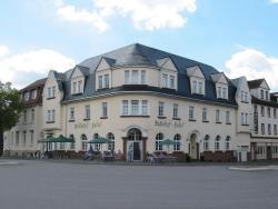 Bahnhof-Hotel Saarlouis, Dr.-Manfred-Henrich-Platz 4 (ehemaliger Bahnhofsplatz), 66740, Saarlouis