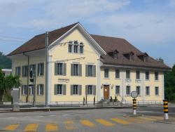 Herberge Teufenthal, Wynentalstrasse 9, 5723, Teufenthal