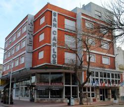 Hotel San Carlos, Dr. Carlos Madariaga 210, 7163, General Juan Madariaga