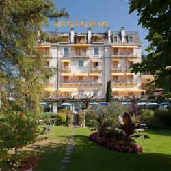 Hotel Victoria Glion, Route de Caux 16, 1823, Montreux