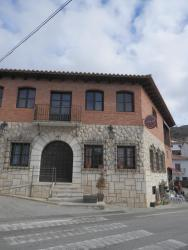 Hostal Crucica, Crucica, 5, 44414, Nogueruelas