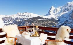 Eiger Swiss Quality Hotel, Aegerta 1, 3825, Mürren