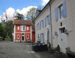 Maison Rouge du Petit Chateau, 2 Grande rue, 70500, Raincourt