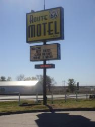 Route 66 Motel, 21751 South Highway 69, 74331, Afton
