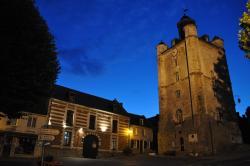 Relais du Beffroi Gîtes, 7 place du Beffroi, 80135, Saint-Riquier