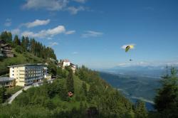 Sonnenhotel Zaubek, Kanzelhöhe Gerlitzen 7, 9521, Treffen