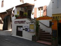 Hôtel Restaurant du Pont Vieux, 2 rue du Barry, 12360, Camarès