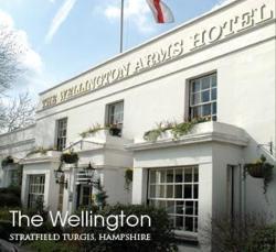 The Wellington Arms Hotel, Stratfield Turgis, RG27 0AS, Hook