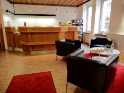 Hotel Barbarossa, Luisenstrasse 36-38, 76137, Karlsruhe