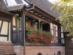 """Maison d'hôtes """"Au Fil du Temps"""", 45 rue de l'Ecole, 67330, Imbsheim"""