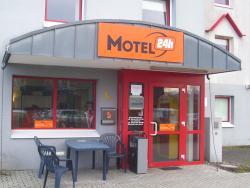 Motel 24h Köln, Europaallee 3, 50226, Frechen