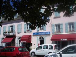 Hotel Le Commerce, Place André Fourcade, 65200, Bagnères-de-Bigorre