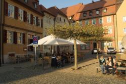 Hotel-Restaurant Weinstube am Markt, Marktplatz 5-7, 97447, Gerolzhofen