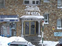 Hotel Parma, Plaça Coprínceps, 26-28, AD200, Pas de la Casa