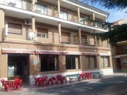 Hostal Restaurante Casa Paco, Plaza España, 1, 50172, Alfajarín