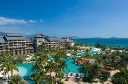 Hilton Sanya Yalong Bay Resort & Spa, Yalong Bay National Resort District, 572000, Sanya