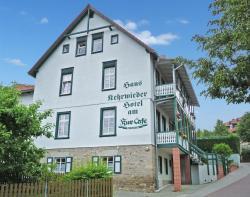 Haus Kehrwieder - Hotel am Kur-Café, Ellernstrasse 12 & 19, 06485, Bad Suderode