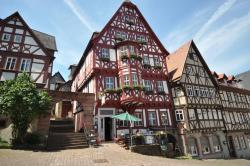 Schmuckkästchen-Hotel & Café, Hauptstraße 185, 63897, Miltenberg