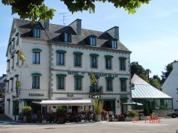 Hôtel du Lac, 9 rue Général de Gaulle, 29690, Huelgoat