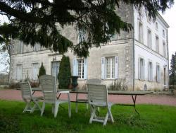 Logis de La Cantinolière, 7 Route de Chef-Boutonne, 16240, Villefagnan
