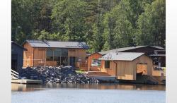 Merta Cottage, Satamapolku 16, 28900, Reposaari