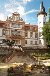 Schlosshotel Schkopau, Am Schloß, 06258, Merseburg