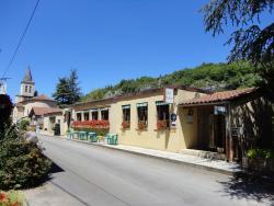 Hôtel Restaurant Les Falaises, Le Bourg, 46330, Bouziès