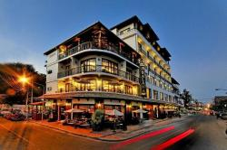 Salana Boutique Hotel, Chao Anou Rd, 112 Vat Chan Village, chanthabouly district, Riverfront, 01000 Vientiane