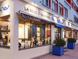 Hôtel Restaurant La Sole Meunière, 1 Boulevard De La Résistance, 62100, Calais